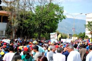 030 MARCHA AL CNE #MERIDA PETICION CONTEO 100% FOTOS CARLOS LOBO