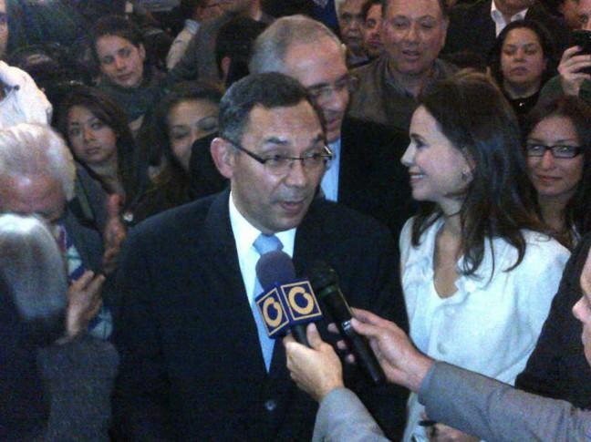 Ramos indicó que ulandinos no descansarán en su lucha por conseguir reivindicaciones justas