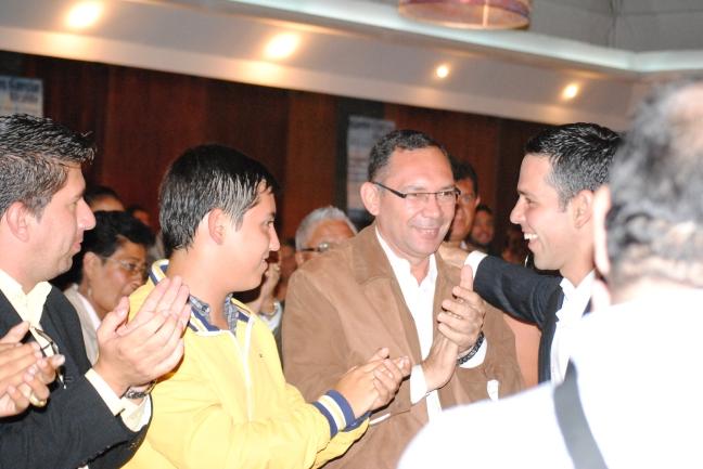 El Diputado CArlos Ramos asisitió al evento
