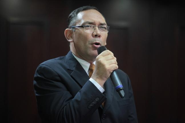 Carlos Ramos: Nueva geometría del poder desconoce gobernaciones y alcaldías (Cortesía: AN)
