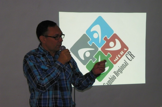 Carlos Ramos propuso un cambio regional (Prensa Carlos Ramos)