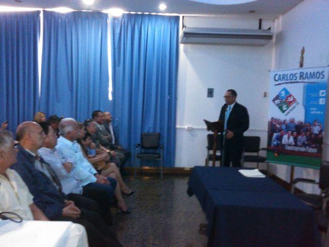 CARLOS RAMOS INFORME 1